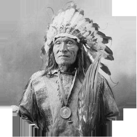 Crni Los, Oglala Sioux